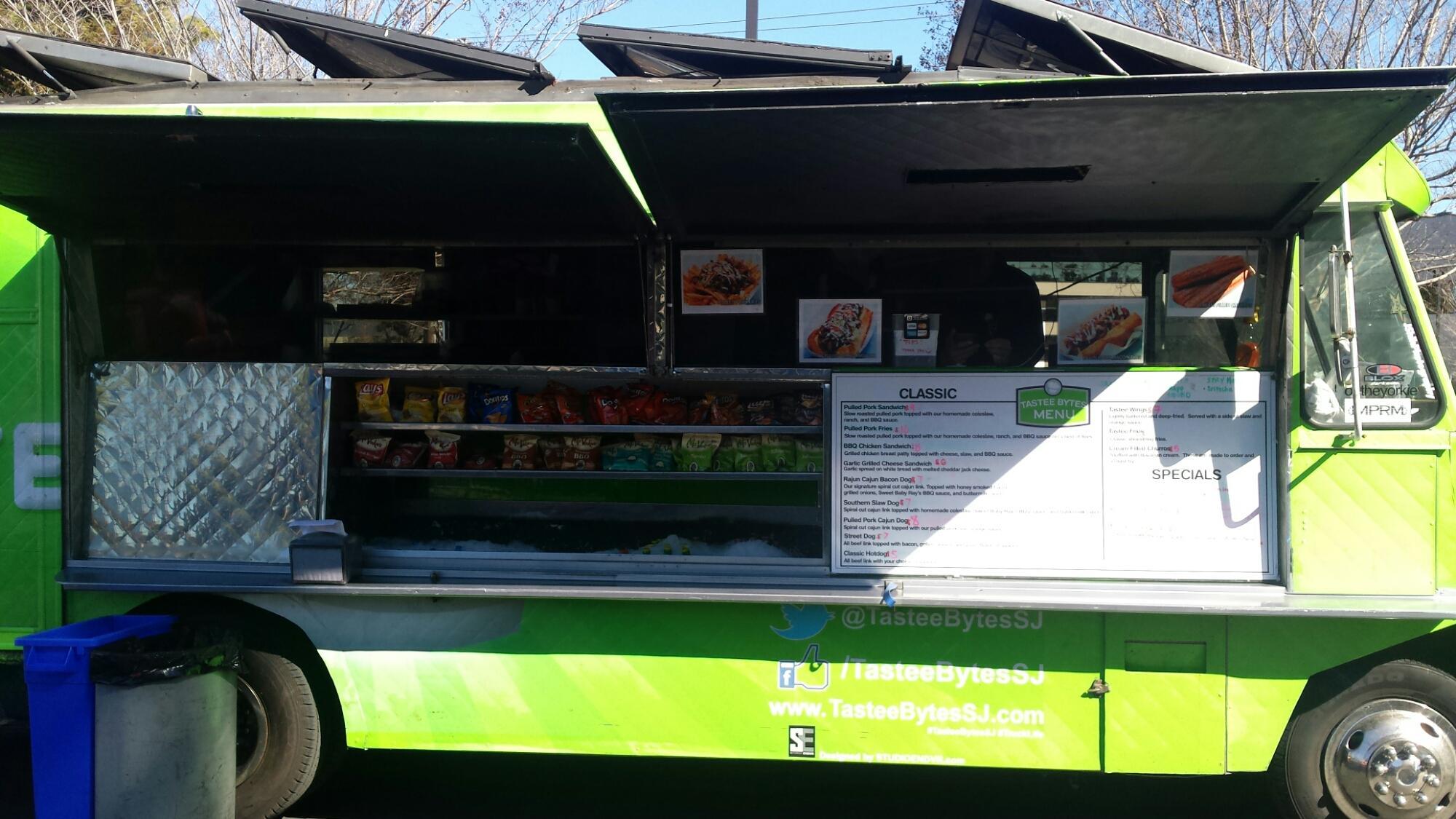 Tastee Bytes Food Truck