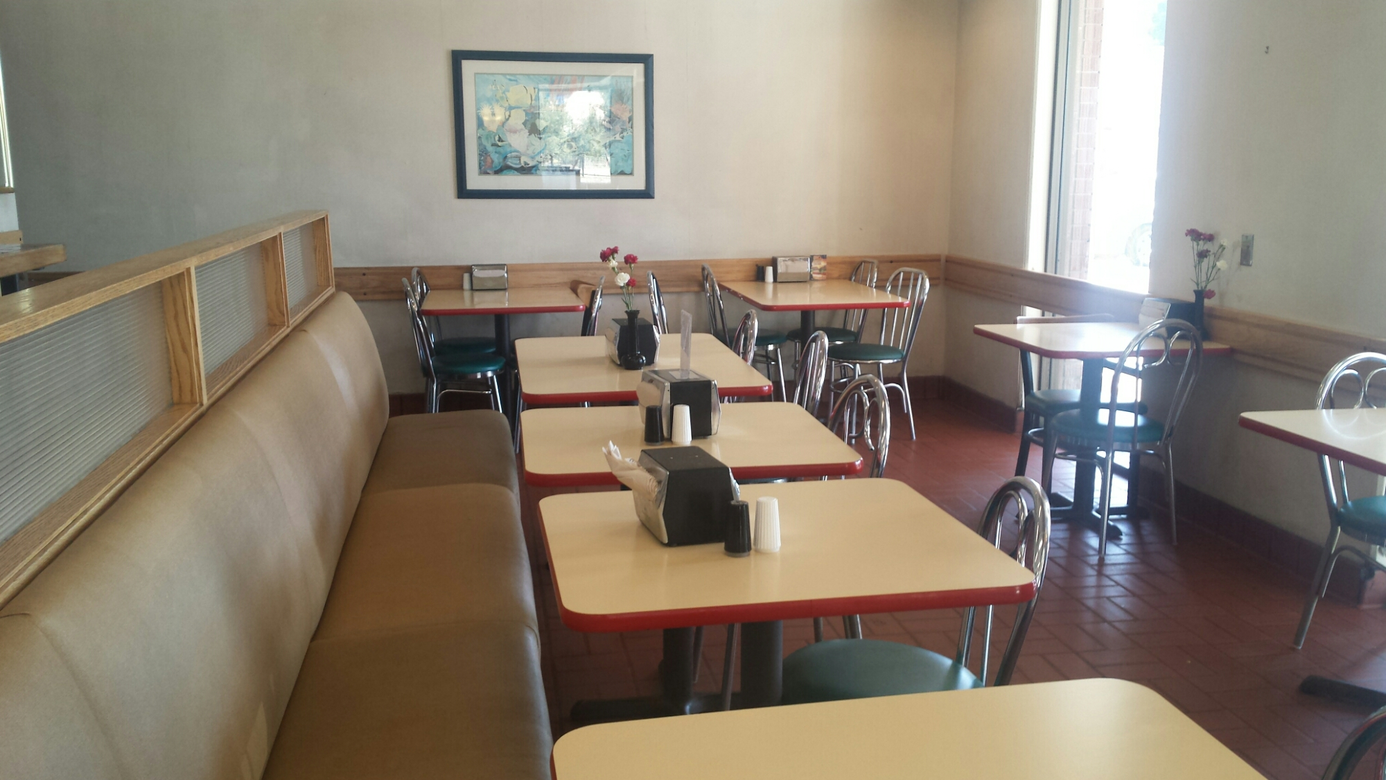 Family Oriented Diner environment