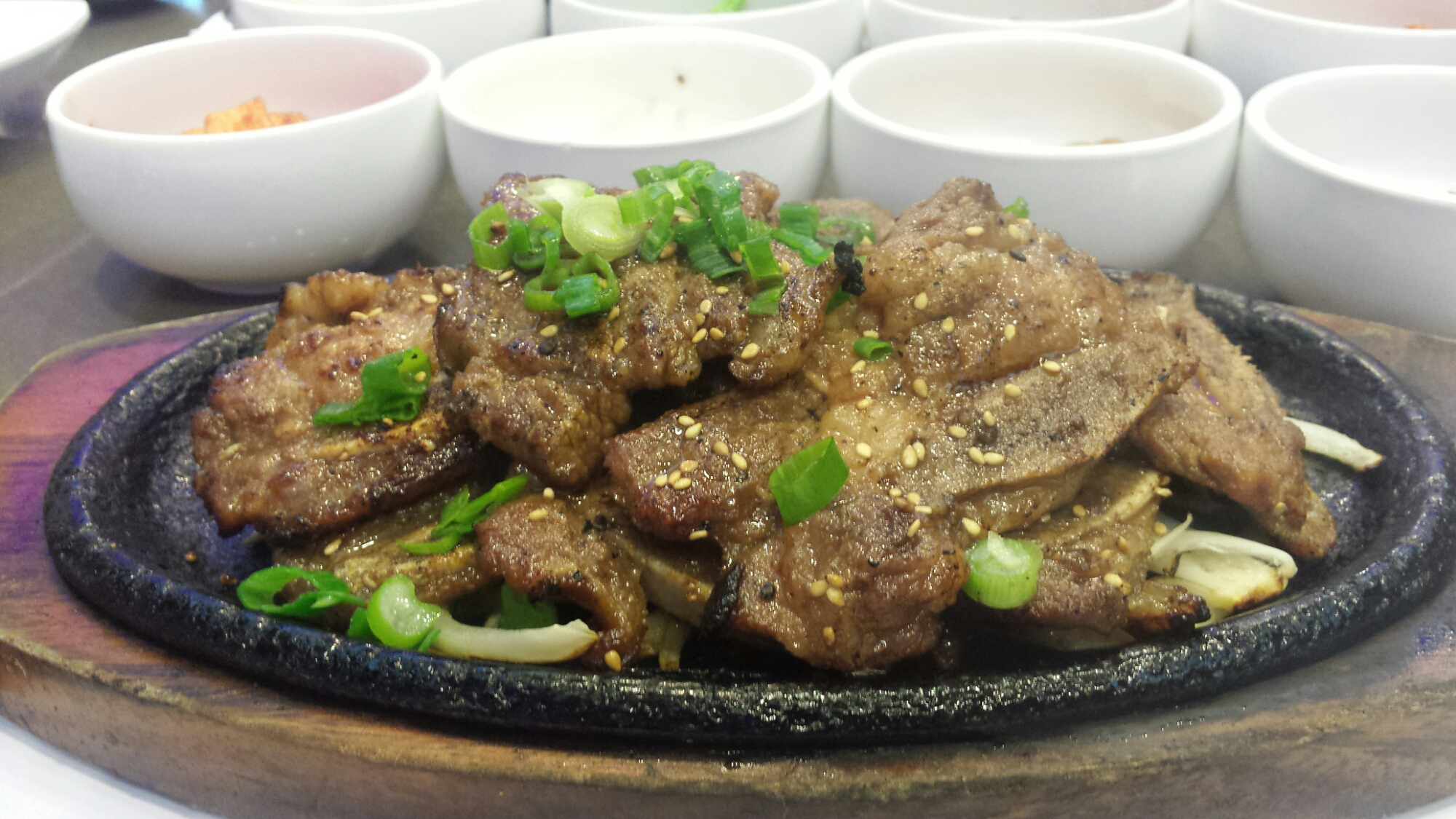 Korean Barbecue Beef Ribs