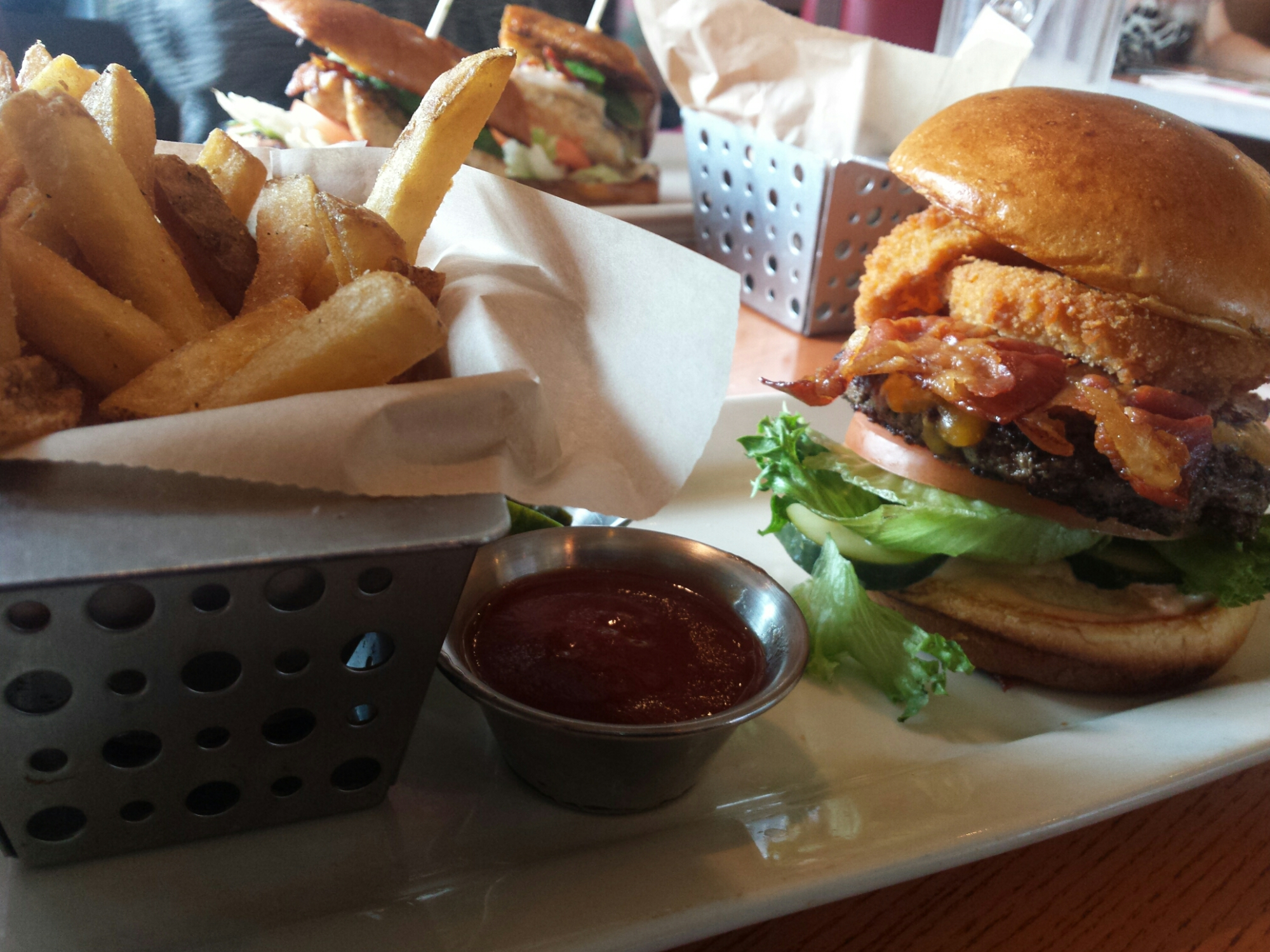 Southern Smokehouse Burger