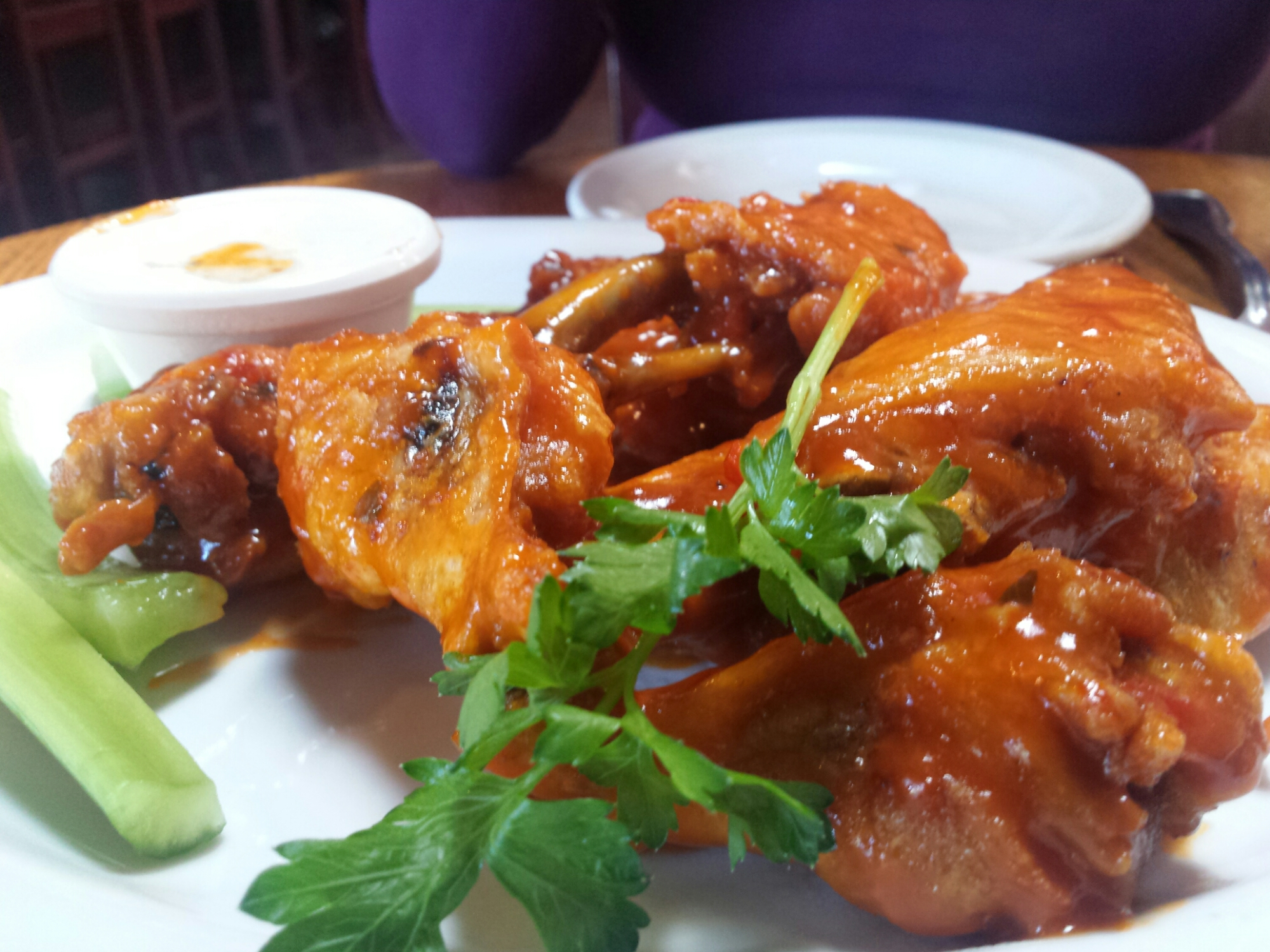 Thai Chili Wings